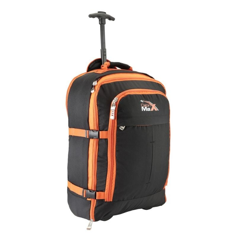 55x40x20 CABIN MAX MALMO black orange