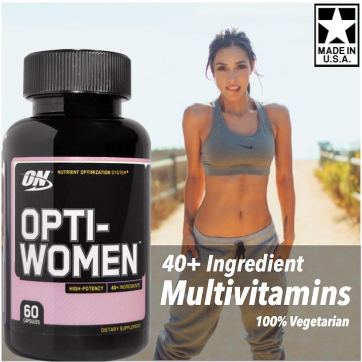 אופטי-וומן | Opti-Women 60 כדורים