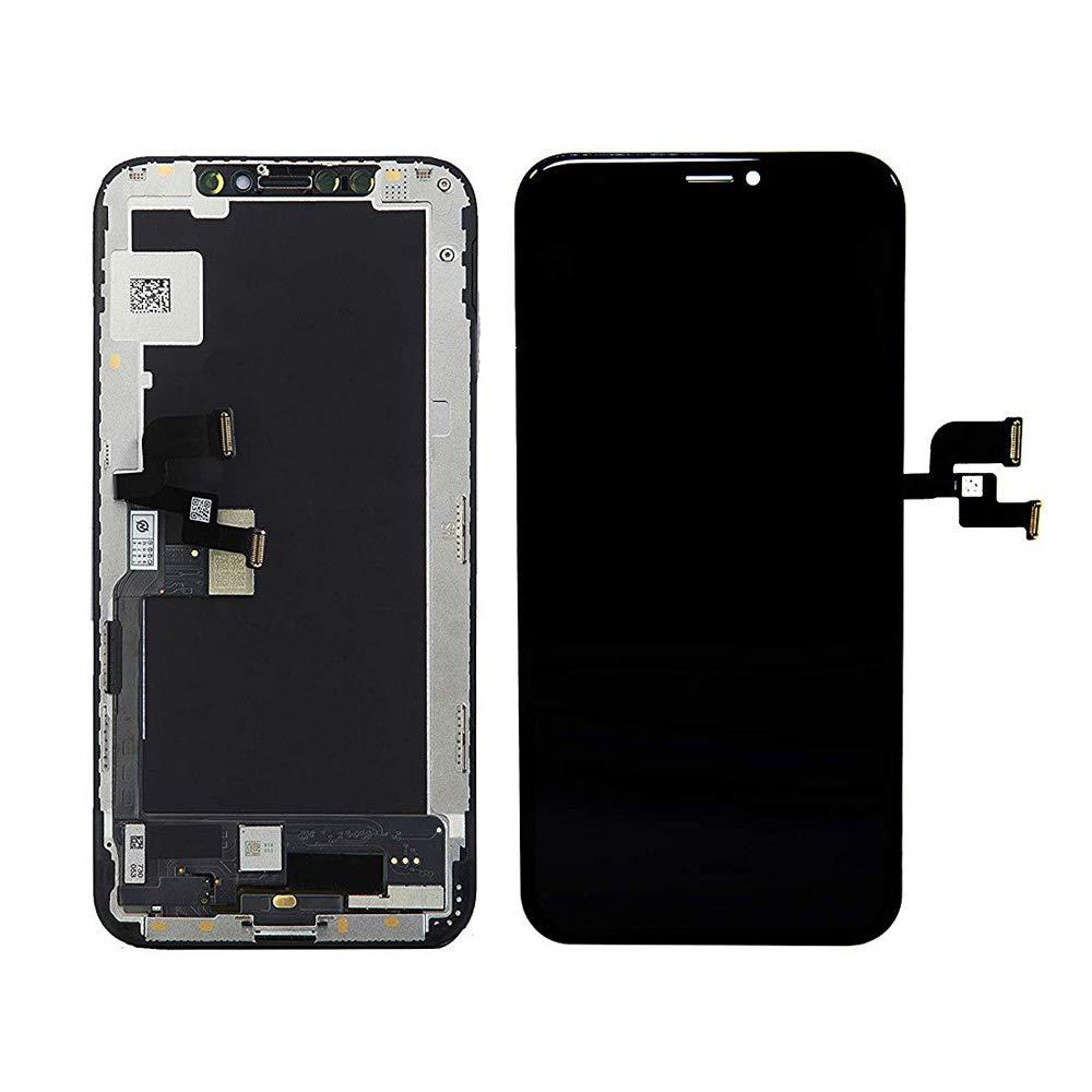 החלפת מסך מקורי LCD+מגע Apple iphone X אפל