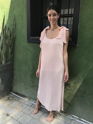 שמלת גלוריה פודרה