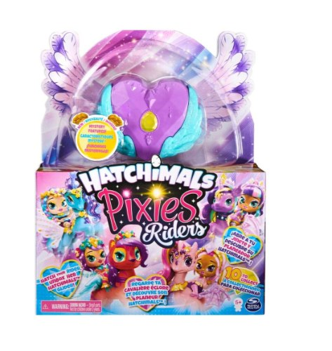 Hatchimals Pixies Riders