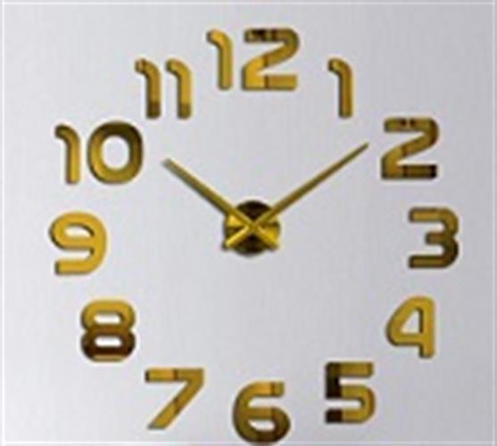 """שעון קיר אנלוגי להרכבה עצמית 30 ס""""מ DIY"""