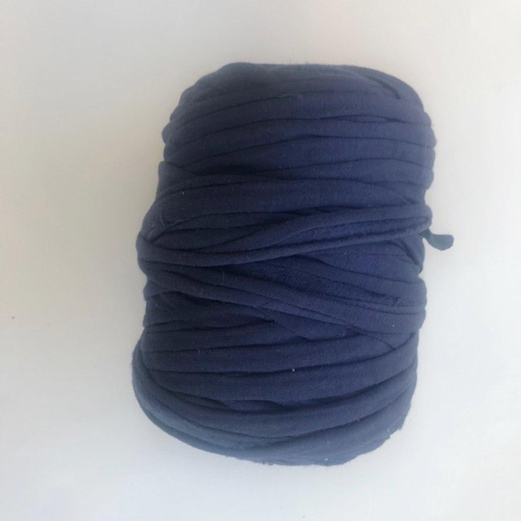 חוט טריקו בגליל צבע כחול כהה