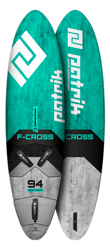 Patrik  f-cross carbon kevlar 2021