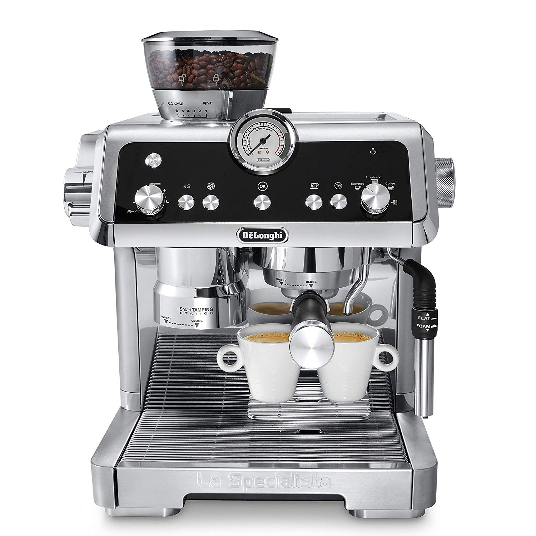 מכונת אספרסו Delonghi La Specialista EC9335.M דה לונגי 