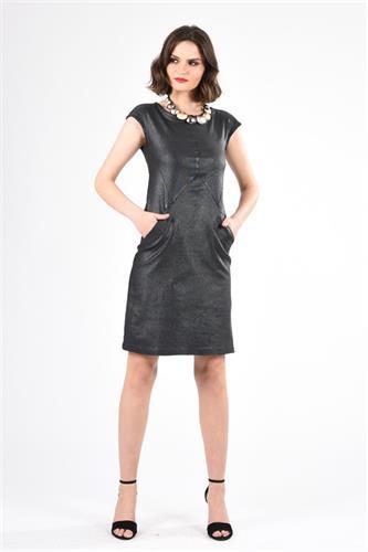 שמלה אוריגמי
