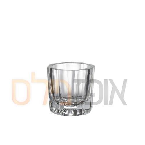 כוסית זכוכית