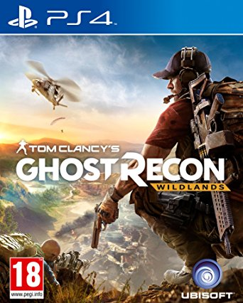 PS4 Ghost Recon Wildlands
