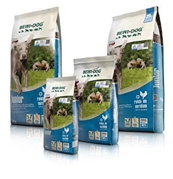 """בווי דוג ג'וניור 12.5 ק""""ג מזון יבש לכלבים"""