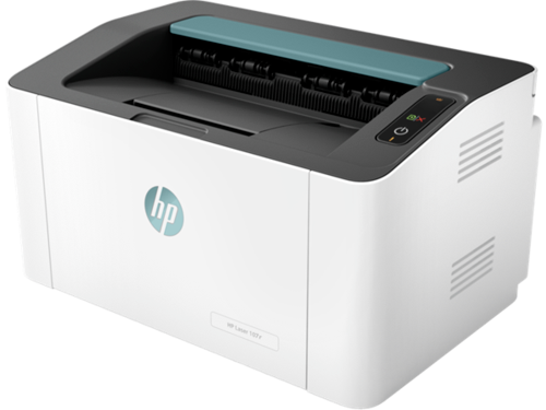 מדפסת לייזר HP LASER 107W