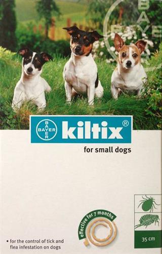 """קולר קילטיקס סמול לכלב (עד 8 ק""""ג)"""