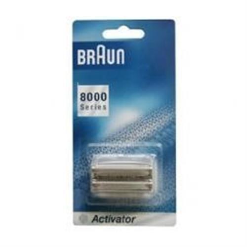 רשת + סכין Braun 8000 51S
