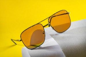 משקפי היפרלייט (נגד קרינה) דגם THE-0601RD