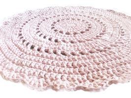 שטיח סרוג, שטיח מטריקו, שטיח ורוד,  שטיחים סרוגים, שטיח סרוג, שטיחים, שטיחים לחדרי ילדים, שטיחים לחדר של בת, שטיח לחדר של תינוקת, שטיח סרוג מיוחד,