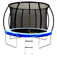 טרמפולינת ענק 3.05 מטר רשת הגנה דגם 2021