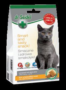 חטיף לפרווה יפה  – מזון רך משלים לחתולים