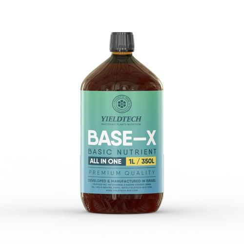 דשן בסיס 1 ליטר Yieldtech Base-X