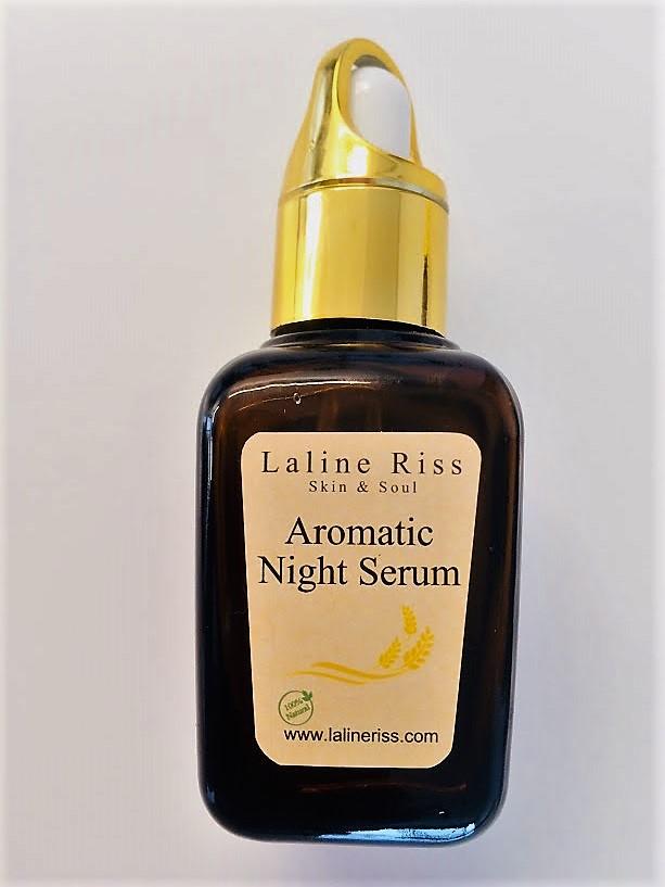 סרום פנים לילה עשיר בוויטמינים                                               Aromatic Night Serum