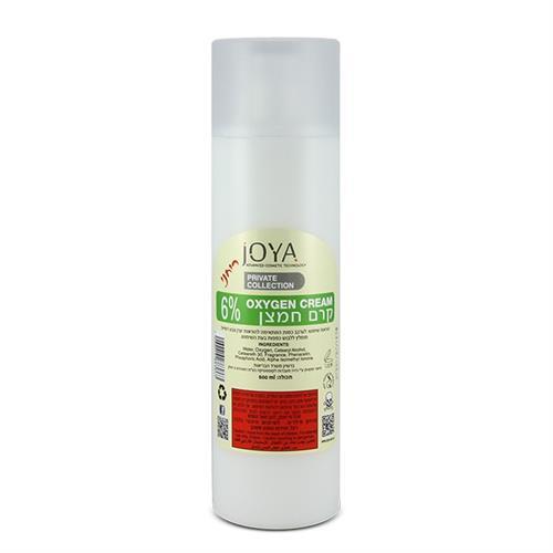 קרם חמצן 6% (חצי ליטר) JOYA