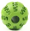 ירוק - כדור משחק לניקוי שיניים