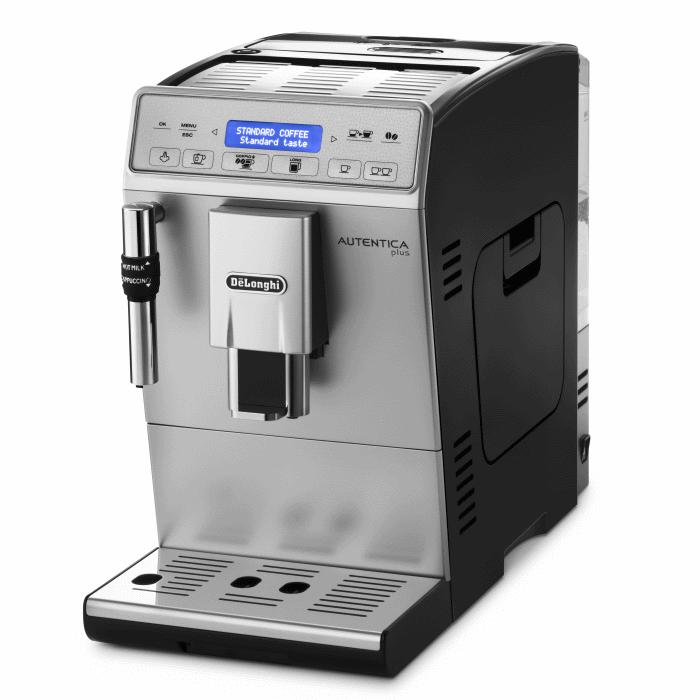 מכונת קפה אוטומטית One Touch DeLonghi Coffee  דגם: AUTENTICA ETAM29.620.SB