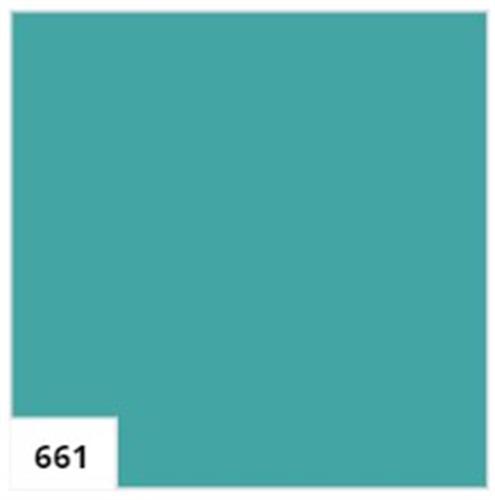 אמסטרדם אקר' 120 מל' - 661 VERT TURQUOISE