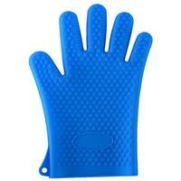 1PC Barbecue Heat Resistant Silicone Gloves Oven Kitchen Grill BBQ Cooking Mitts