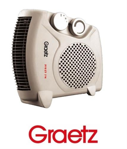 Graetz מפזר חום שוכב / עומד דגם GR861