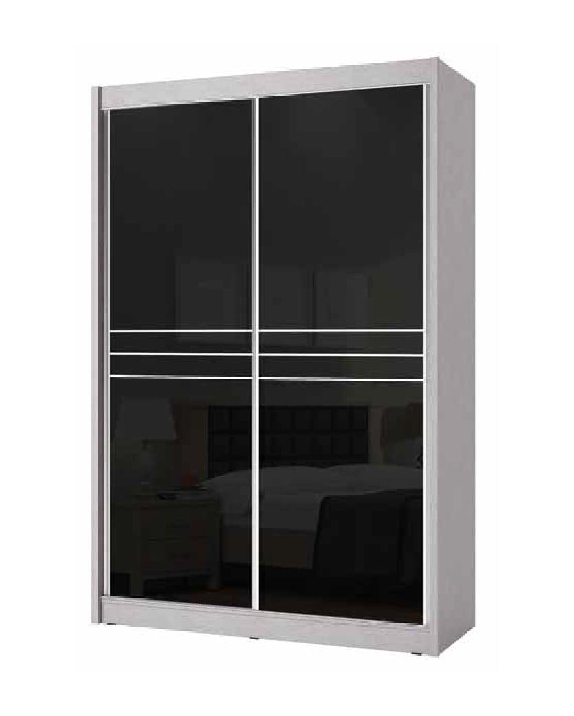 ארון הזזה 2 דלתות ביאנקו