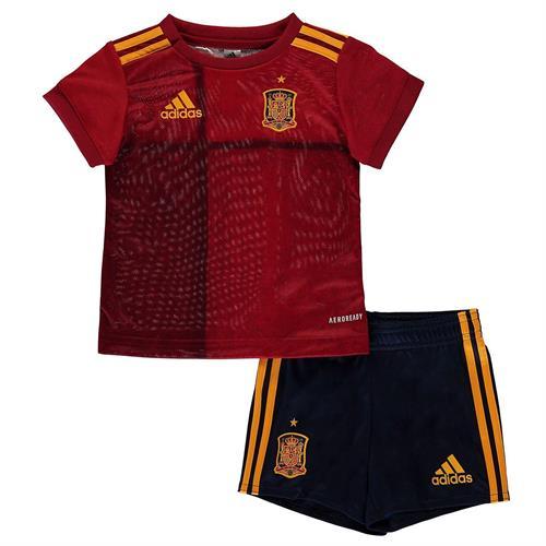 חליפת ילדים ספרד בית יורו 2020