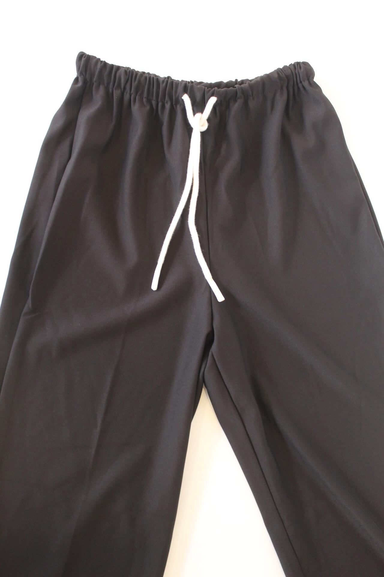 מכנסי ליאו שחור