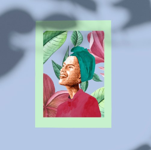 סט גלויות- zahara