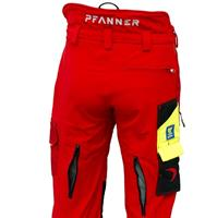 מכנס מוגן חיתוך Pfanner Gladi אדום