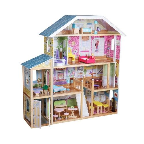 בית בובות מעץ לילדים - דניאלה