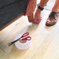פטנט חדשני - דבק ג'ל סיליקון דו צדדי חזק במיוחד - Super Strong Glue