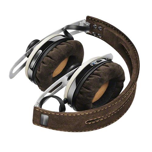 אוזניות Sennheiser Momentum 2.0 On Ear Wireless Bluetooth,חומרים איכותיים, איכות סאונד גבוהה