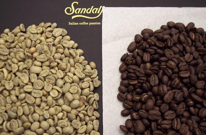 קפה ירוק תערובת Sandalj - Cappuccino Blend