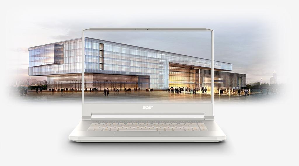 מחשב נייד מיוחד לגרפיקאים ואדריכלים, conceptD 3