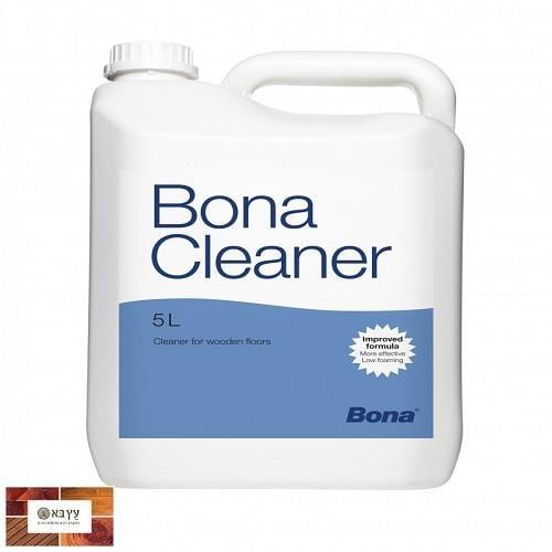 בונה סבון קלינר לפרקט עץ ושעם של חברת Bona באריזת חסכון