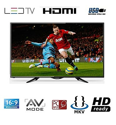 טלוויזיה Lenco LD55AN4K/EL 4K 55 אינטש לנקו
