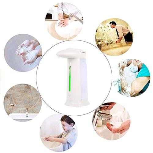 מתקן סבון חשמלי - חיישן