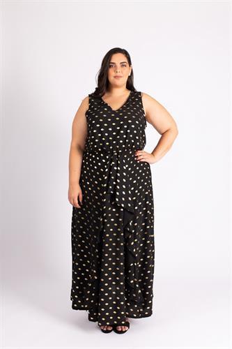 שמלת גרייס שחורה