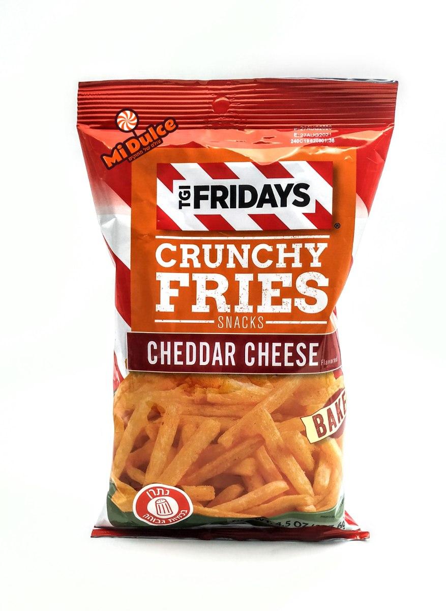 Fridays Cheddar Fries
