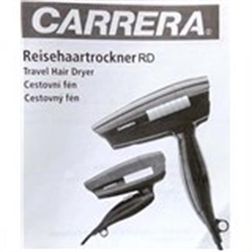 מייבש שיער לטיולים CARRERA 9231060