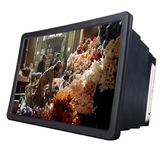 מכשיר להפיכת הנייד לטלוויזיה בגודל 8.2 אינץ'