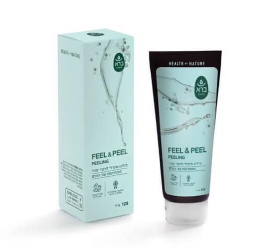 פילינג - Feel & Peel Peeling