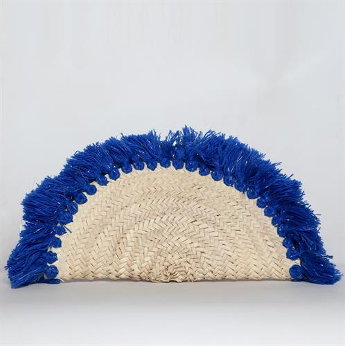תיק קלאץ טאקו כחול