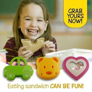 סנדביצ'ון- חותכן לסנדביצ'ים שכיף לאכול