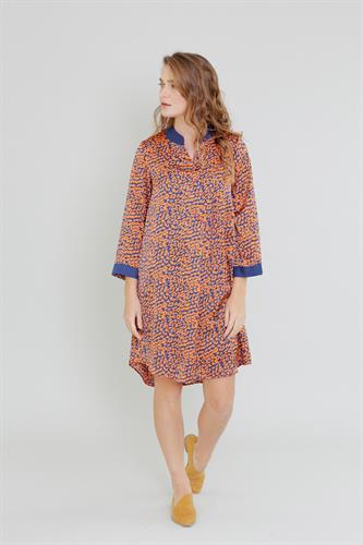 שמלת טגורי כתומה