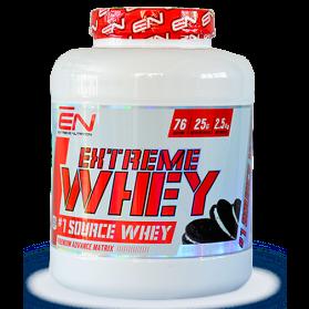 Extreme Nutrition   אבקת חלבון כשרה בטעם קרם עוגיות אקסטרים נוטרישן 2KG